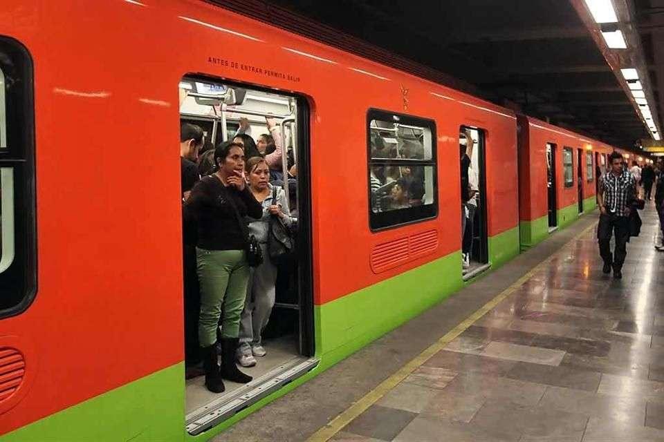 En las investigaciones por las fallas en la construcción de la Línea 12 del Metro falta establecer sanciones a empresas, reconoció el Contralor General del DF, Hiram Almeida. Foto: Reforma