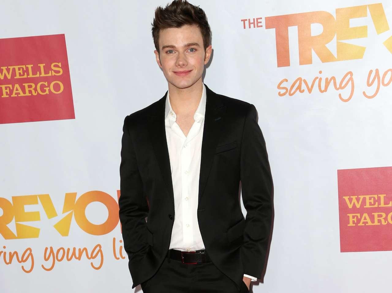 Chris Colfer aparecerá en los últimos seis episodios de 'Glee'. Foto: Getty Images