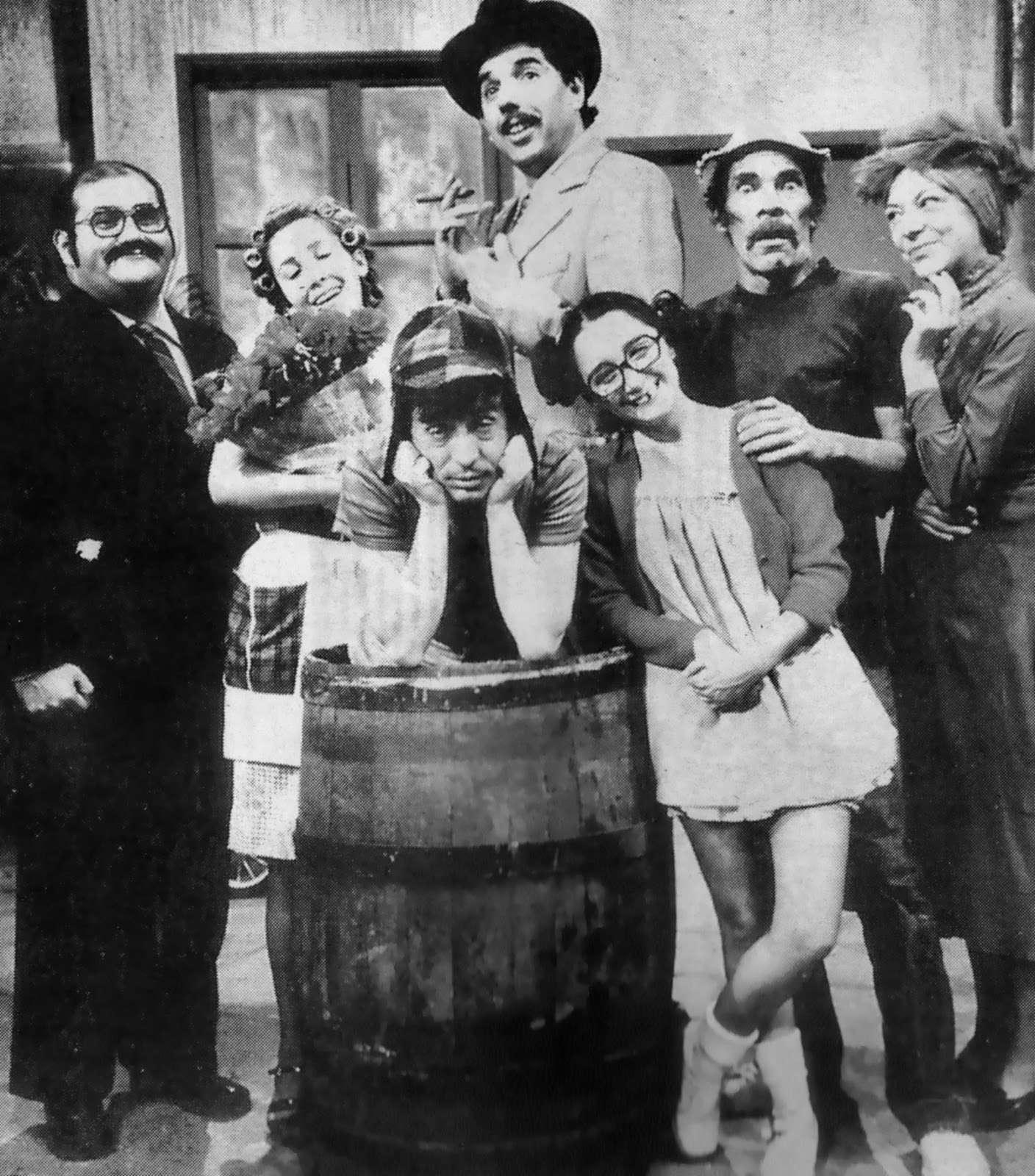 A semana termina mais triste para os fãs de Chaves. Conhecido em quase toda a América Latina como Chespirito, o Chaves, Roberto Gomez Bolaños morreu nesta sexta-feira (28), aos 85 anos Foto: Reprodução