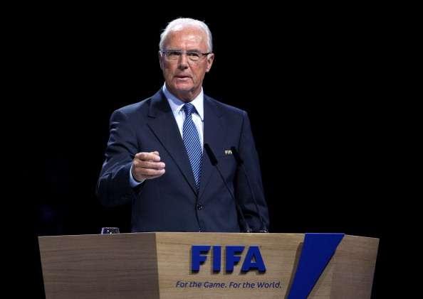 Beckenbauer era votante en FIFA cuando se eligieron las sedes de los Mundiales de 2018 y 2022. Foto: Getty Images