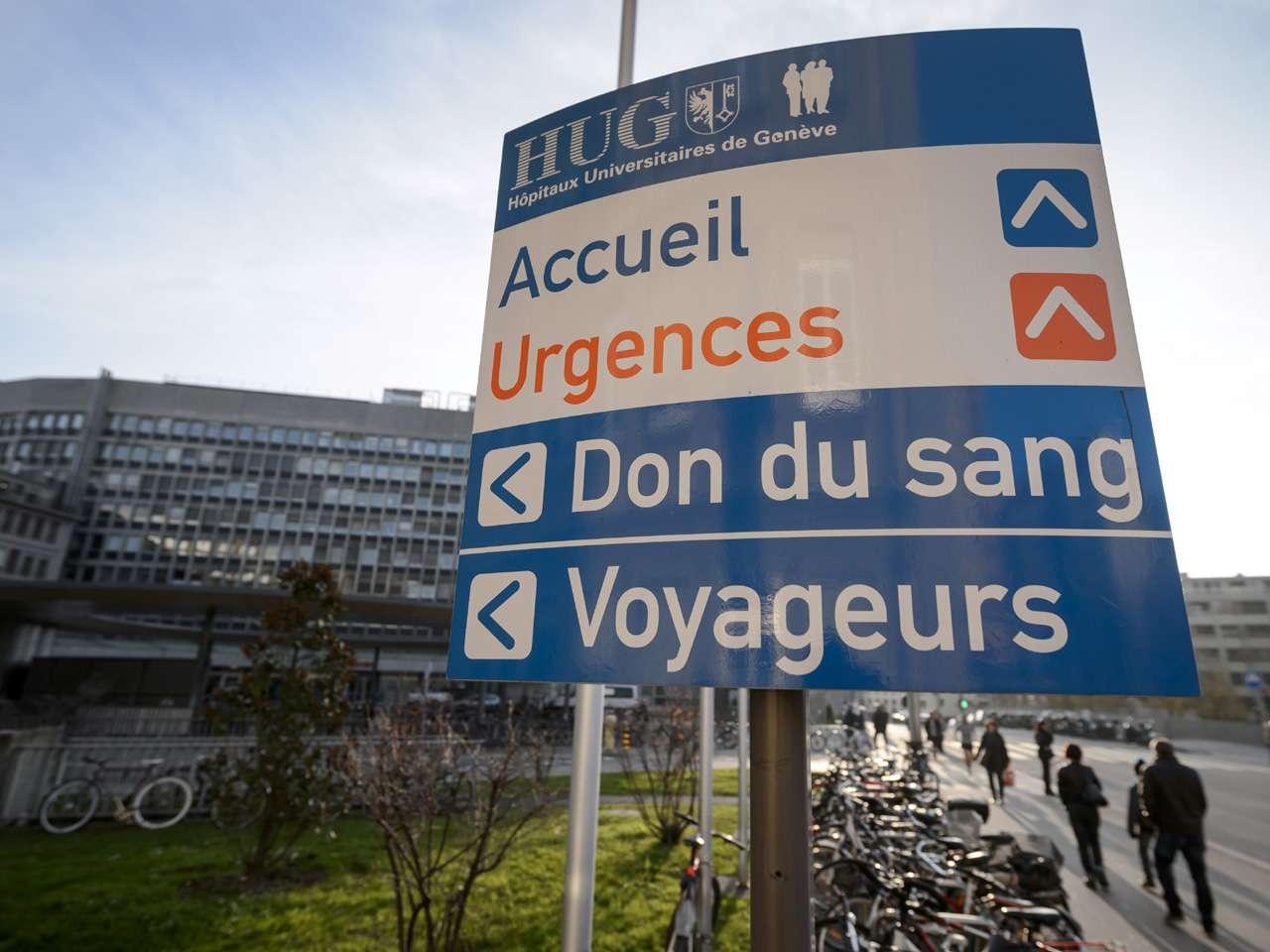 La OMS ha asumido los gastos totales de su hospitalización y tratamiento. Foto: AFP en español