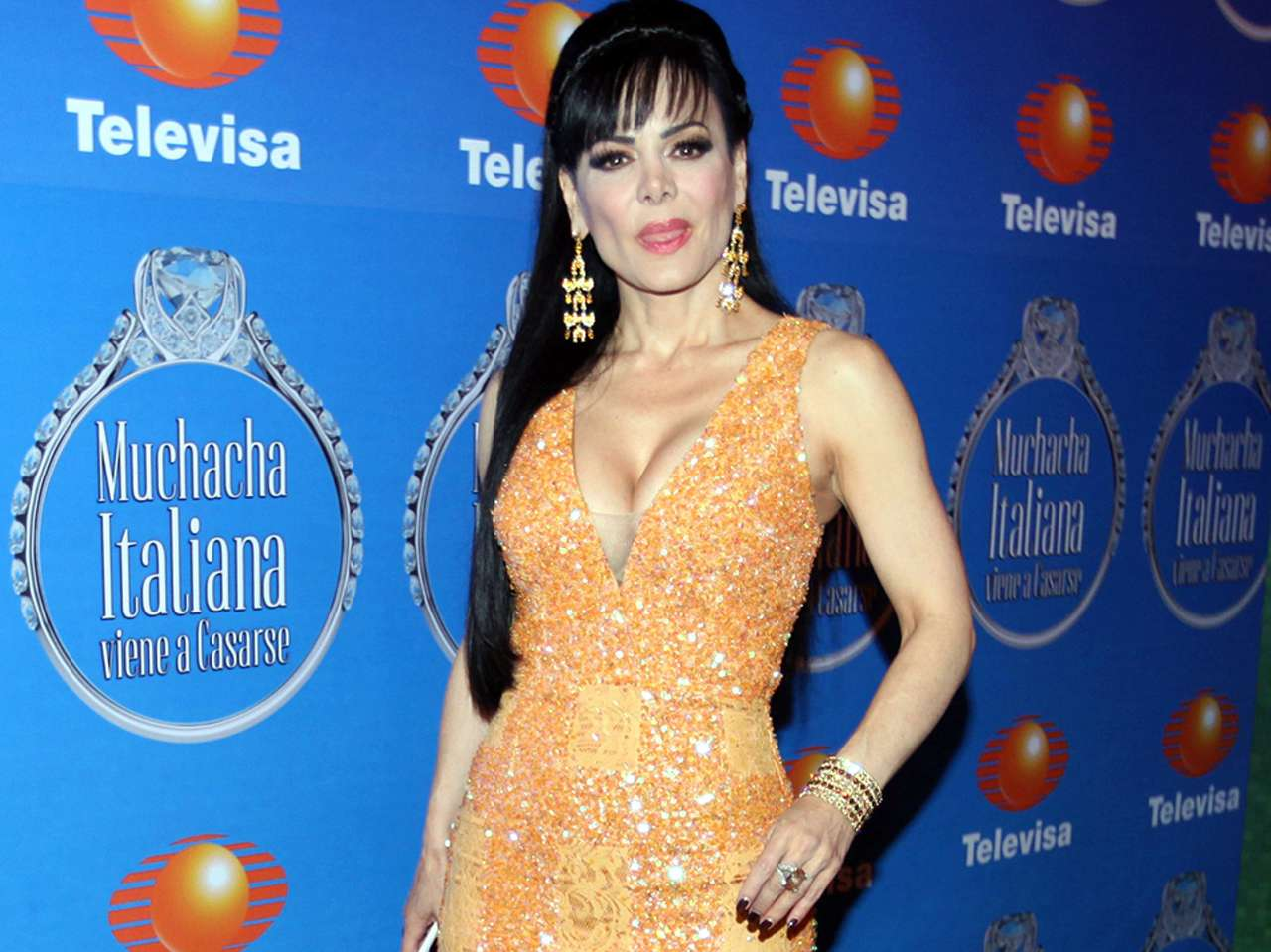 Maribel Guardia Foto: Reforma