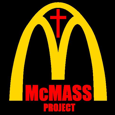 Grupo arrecada doações para construir McDonald's em Igreja Foto: McMass/Divulgação