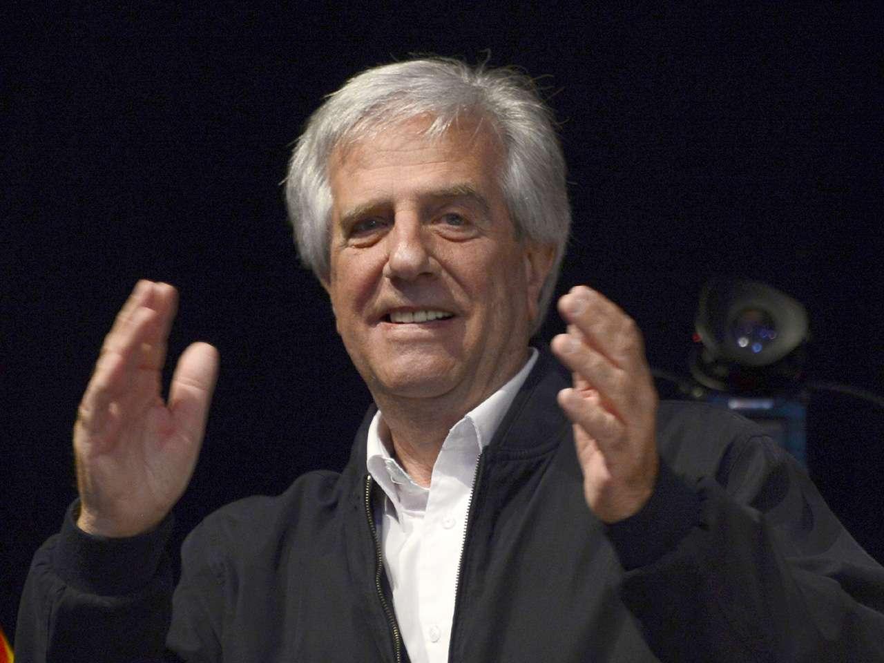 Es muy probable que Tabaré Vázquez sea elegido como presidente de Uruguay Foto: AFP en español