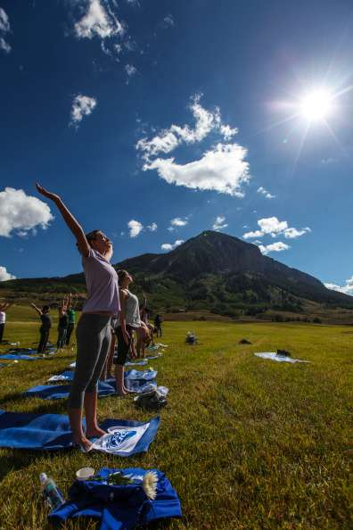 Yoga Foto: Getty Images