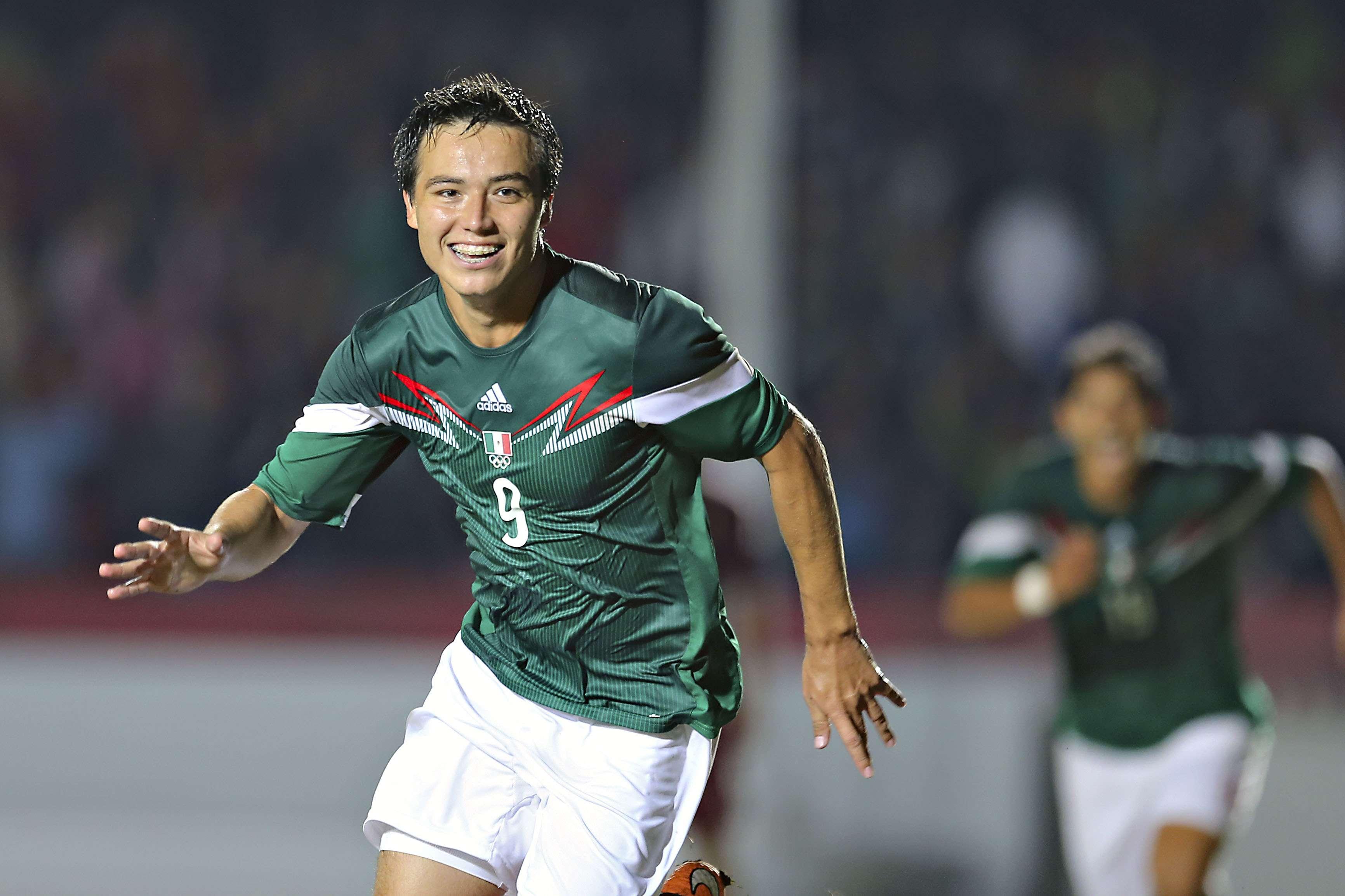 El 'Cubo' marcó dos de los cuatro goles mexicanos. Foto: imago7