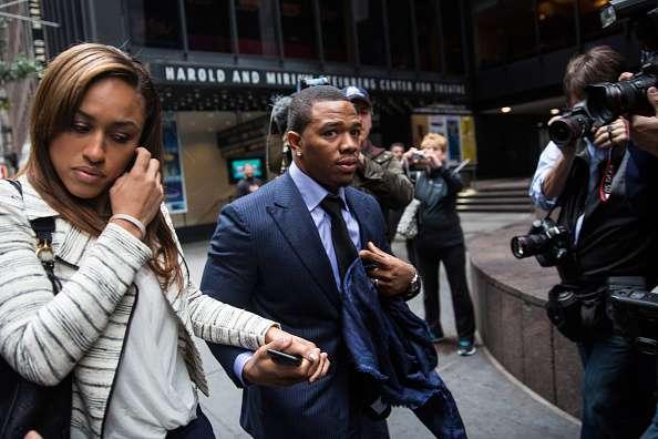 La carrera de Rice en la NFL parecía acabada. Foto: Getty Images