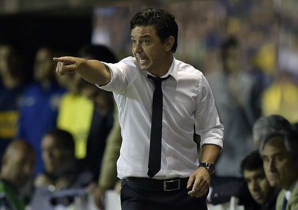Marcelo Gallardo Foto: Getty Images