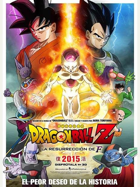 """""""Dragon Ball Z: La Resurrección de Freezer"""". Foto: Difusión"""