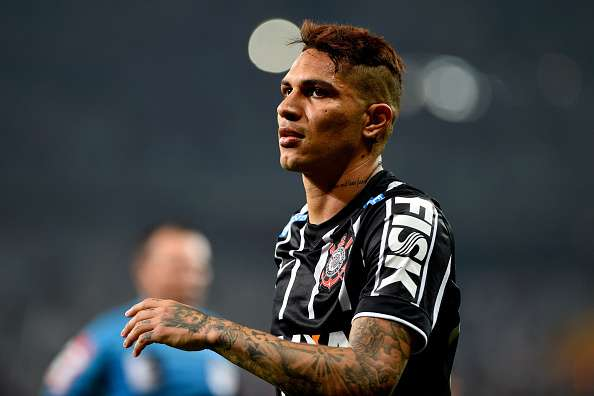 Paolo Guerrero. Foto: Getty Images