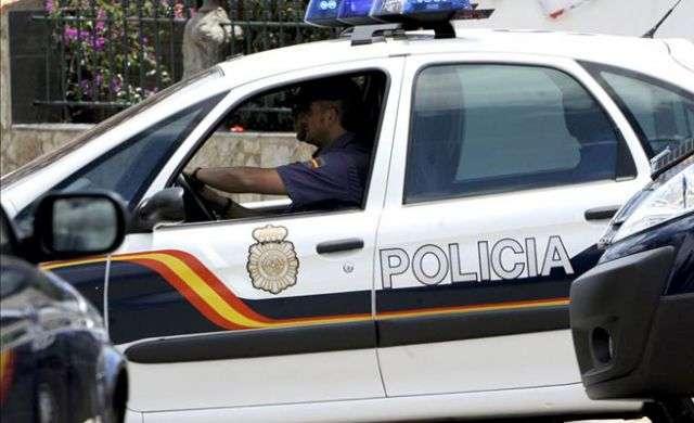 Un coche de la Policía Nacional. Foto: EFE / Archivo