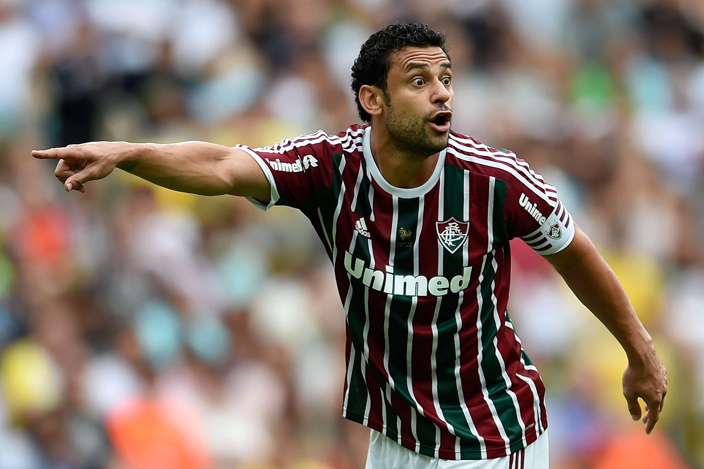 Fred teve bons momentos com o Fluminense na Série A Foto: Buda Mendes/Getty Images