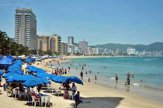 Las pérdidas económicas, según hoteleros, son de 600 millones de pesos. Foto: Reforma