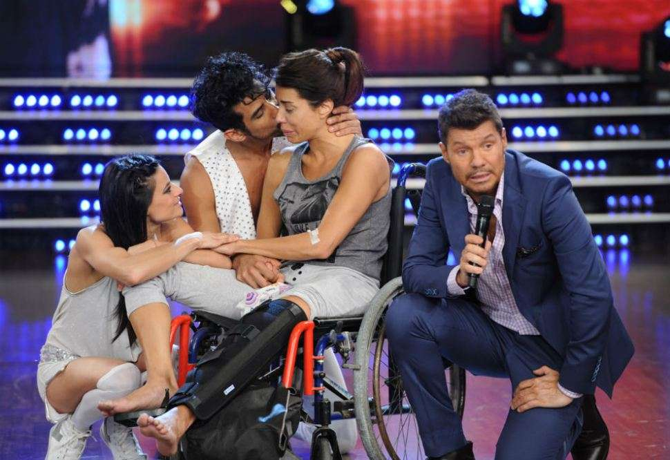 Laura Fidalgo sufrió rotura total de ligamentos cruzados Foto: Prensa Ideas del Sur