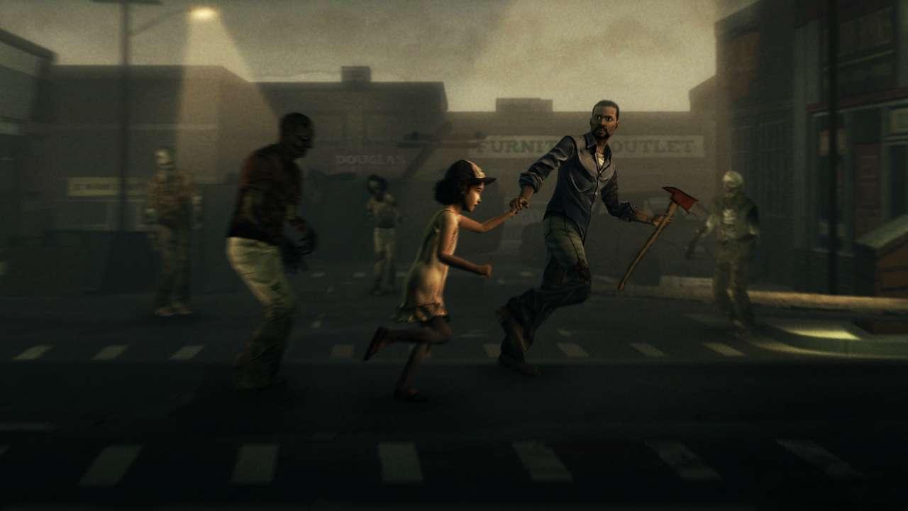 The Walking Dead es una aventura que presta especial importancia al desarrollo de personajes. Foto: Telltale Games