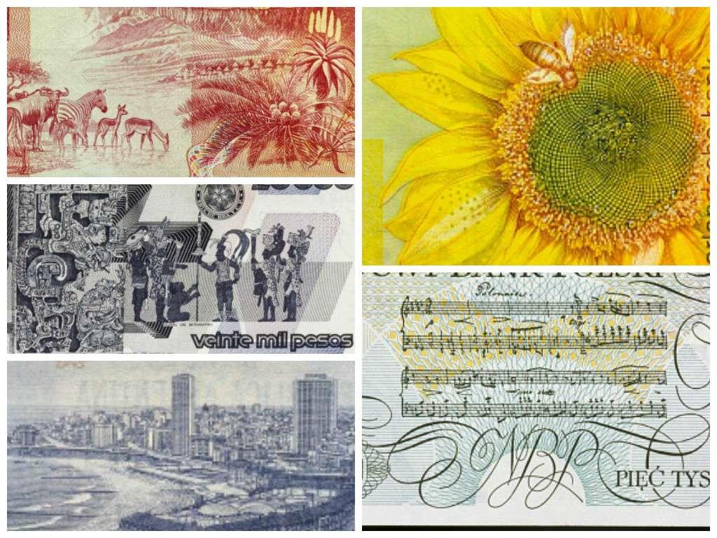 Algunos billetes y monedas en el mundo tienen diseños sobresalientes que integran elementos representativos de los países a los que que pertenecen. Aquí te presentamos algunos de los más bonitos, sin importar que sean monedas fuera de circulación. Foto: Getty Images