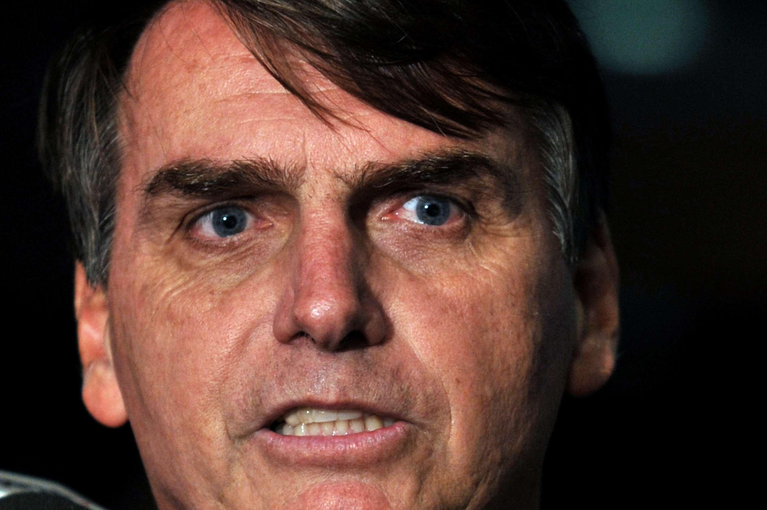 Deputado Jair Bolsonaro (PP) Foto: Antônio Cruz/Agência Brasil