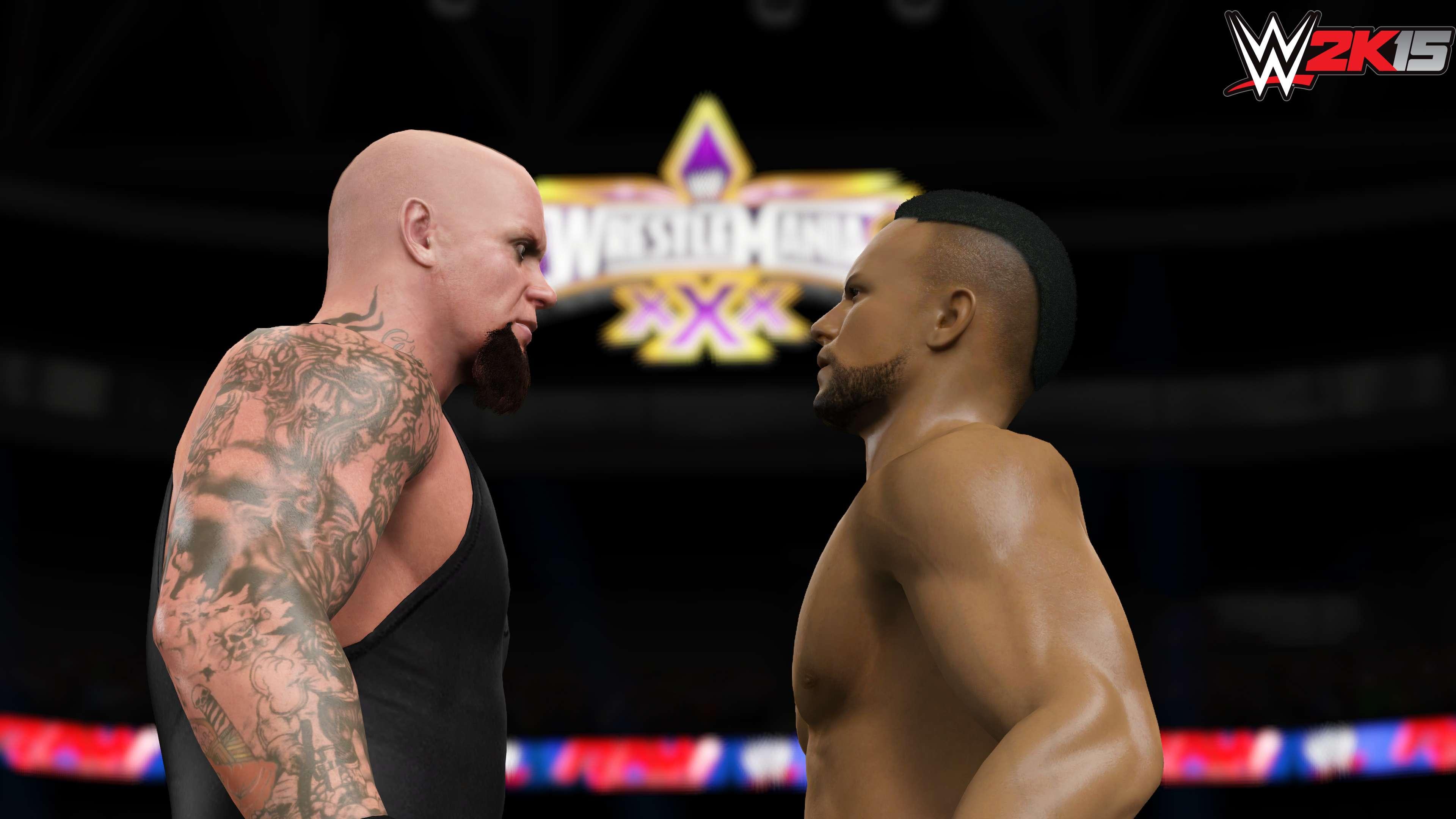 WWE 2K15 permite a los jugadores revivir algunos enfrentamientos históricos de la lucha libre. Foto: 2K Sports