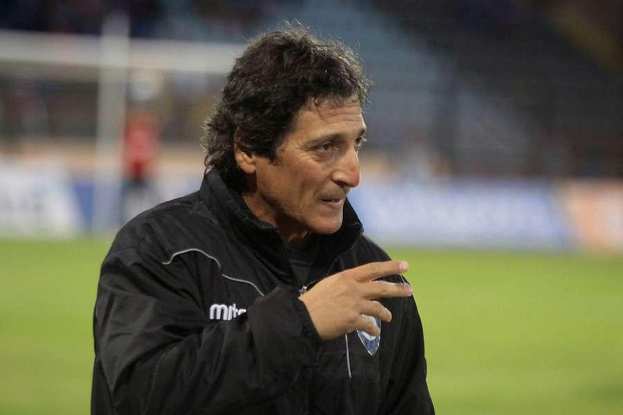 Mario Salas espera revertir el marcador este domingo. Foto: Agencia UNO