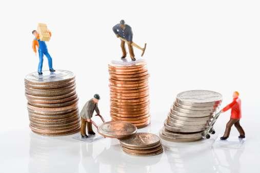 La OIT advirtió que el menor dinamismo de las economías de la región y un ligero repunte inflacionario incidieron en que haya una desaceleración del crecimiento de los salarios reales del sector formal. Foto: Getty Images