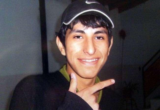 Luciano Arruga fue asesinado cuando tenía 16 años, en 2009. Foto: NA