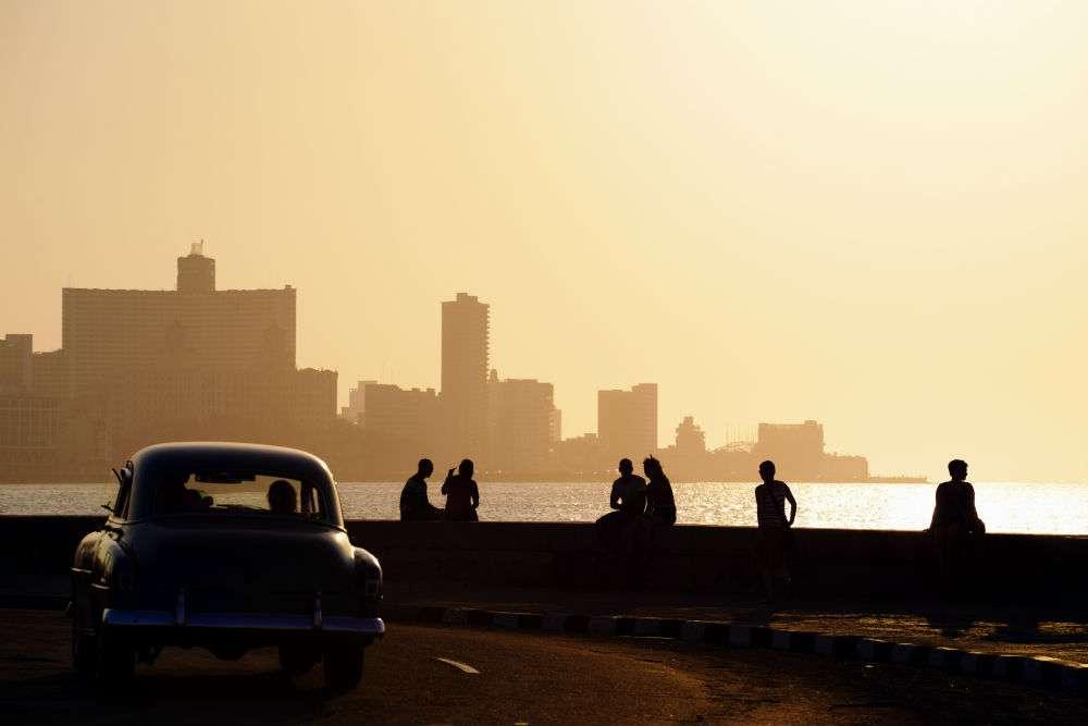 Ilha une história e belezas naturais Foto: Shutterstock