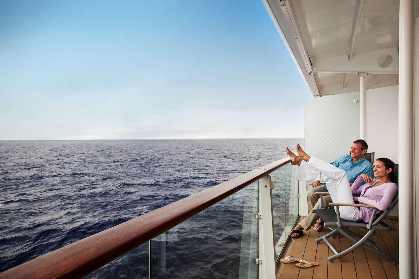 Projeto EDGE mudará concepção de navios da Celebrity Cruises Foto: Celebrity Cruises/Divulgação