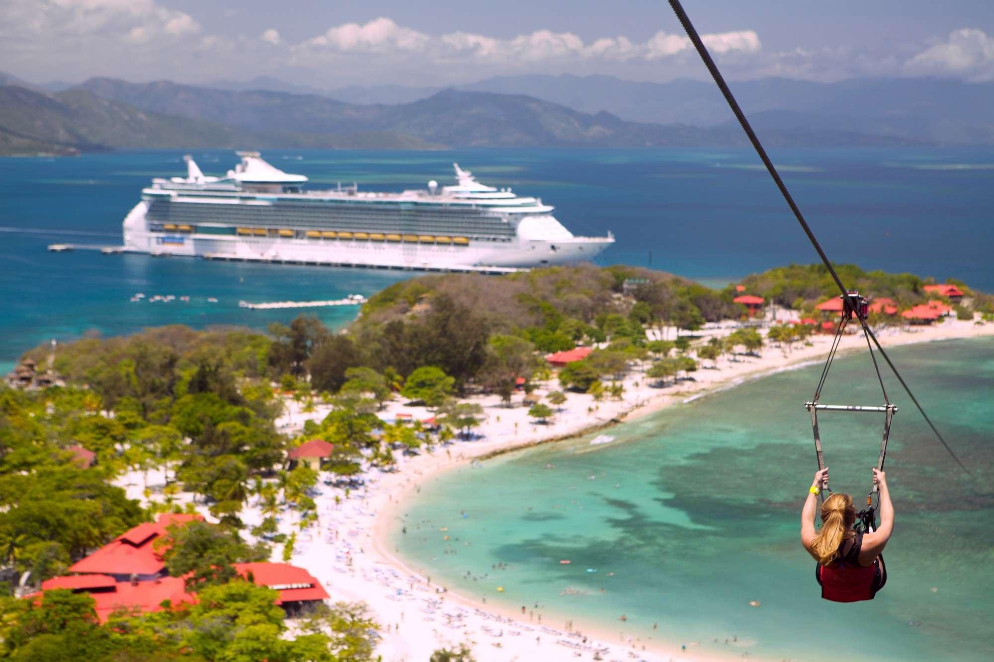 Cruzeiros pelo Caribe até 31 de março de 2015 terão descontos ou crédito a bordo Foto: Royal Caribbean International/Divulgação