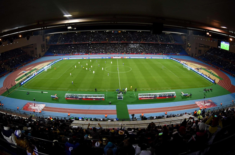 Estádio de Marrakech recebeu bom público para Cruz Azul x Real Madrid Foto: Lars Baron/Getty Images