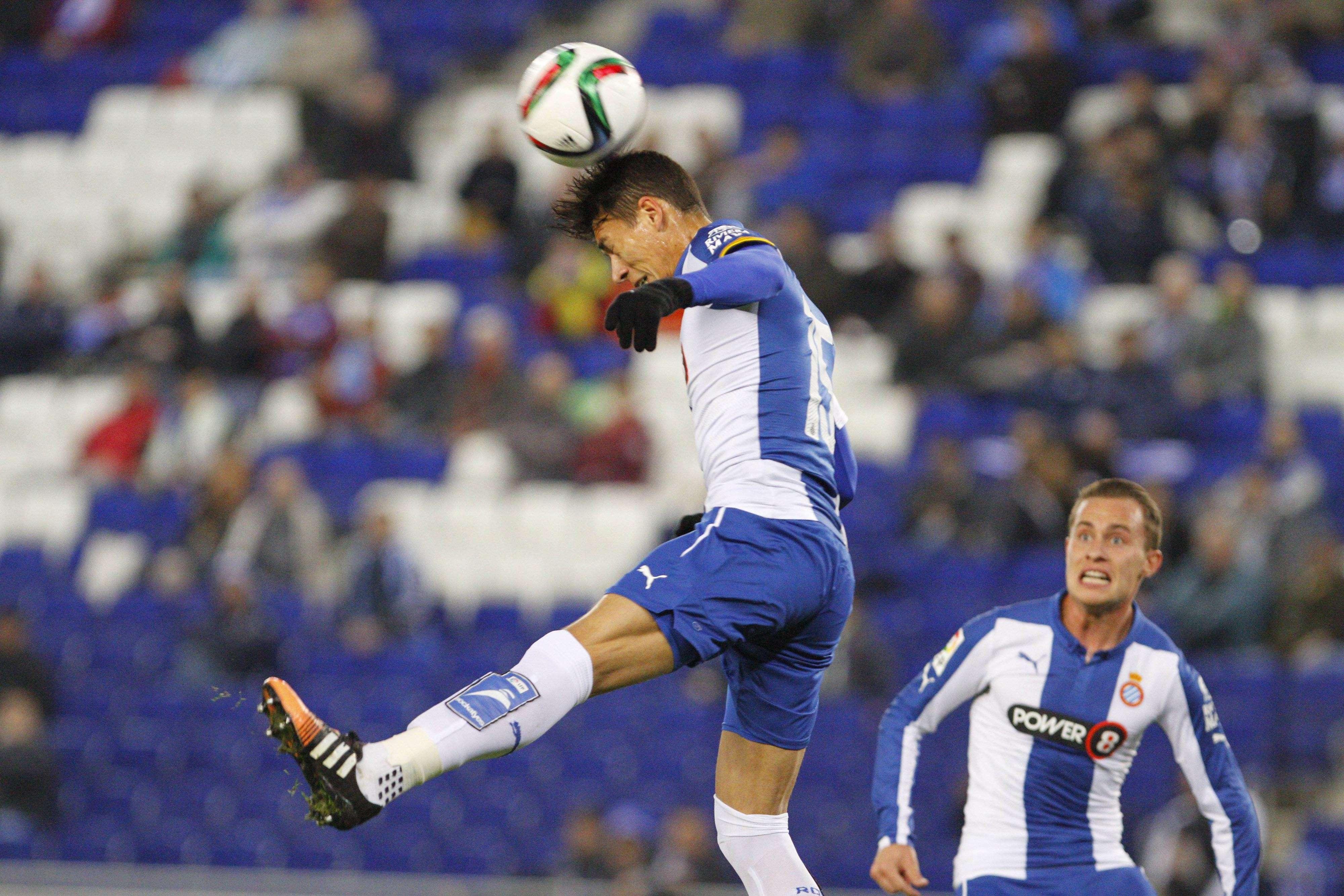 Moreno sacó todo lo que enviaba el ataque del Alavés. Foto: Mexsport