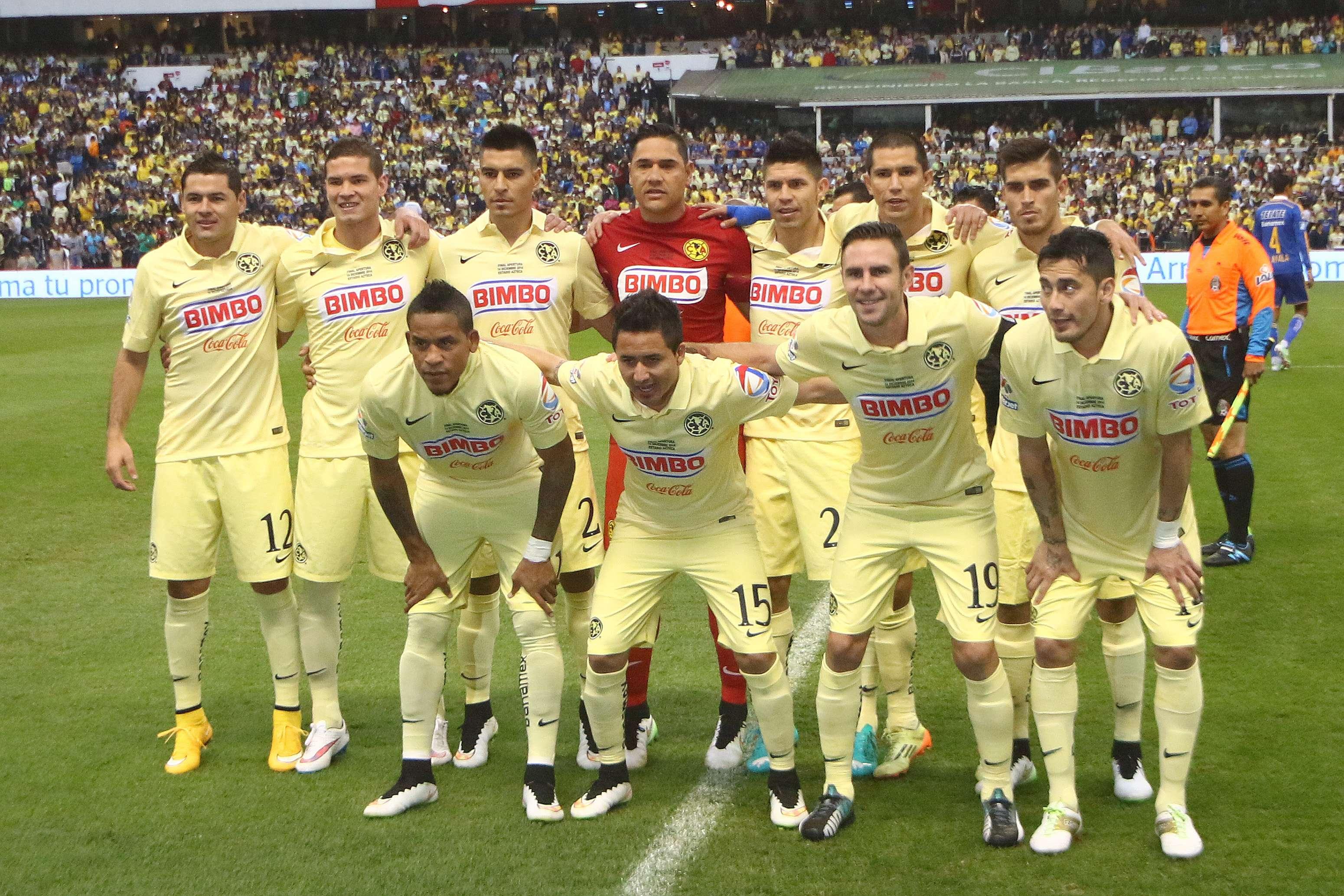 América, campeón del Apertura 2014. Foto: Imago7