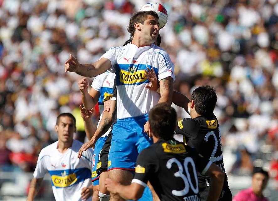 Lucas Pratto jugará ante los albos defendiendo a Atlético Mineiro. Foto: Agencia UNO