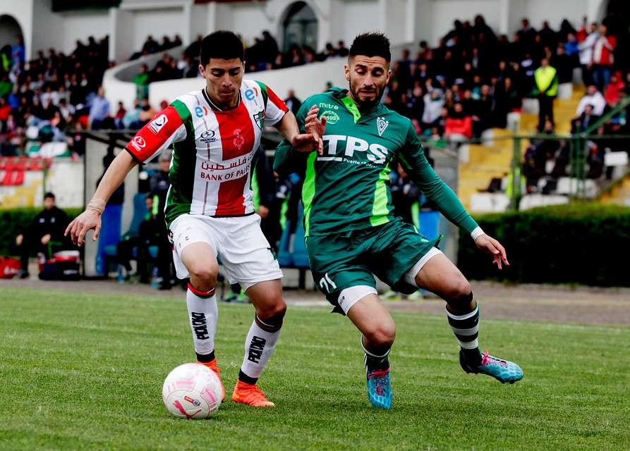 Se juega en La Cisterna. Foto: Agencia UNO