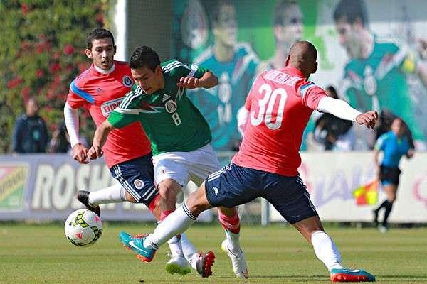Chivas se prepara para el torneo de Clausura 2015. Foto: FMF