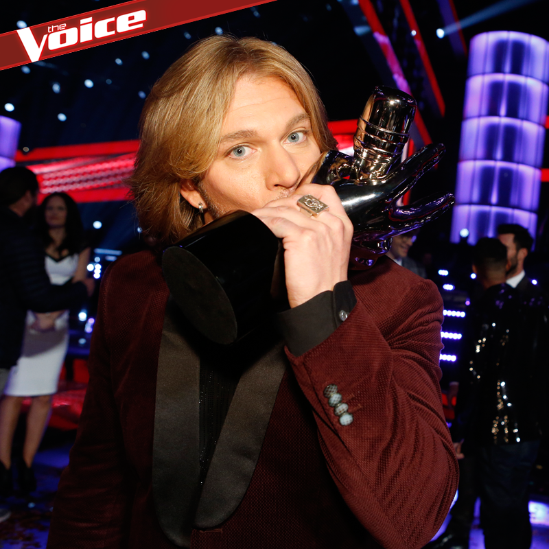Craig Wayne Boyd es el nuevo ganador de 'The Voice' Foto: NBC