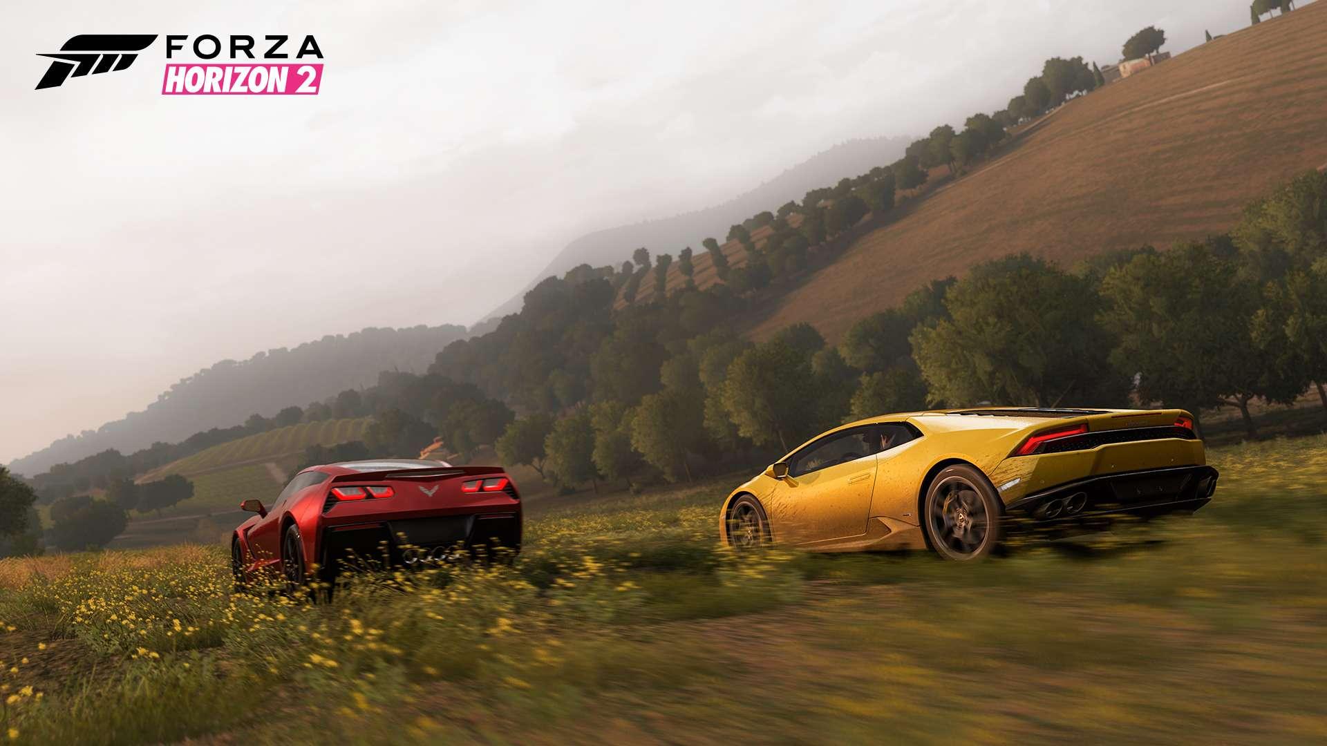 Forza Horizon 2 puede presumir de ser el mejor juego de conducción de 2014. Foto: PlayGround Games