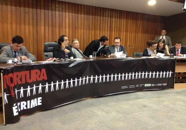 CPI da USP é instalada na Assembleia Legislativa de São Paulo Foto: Débora Melo/Terra