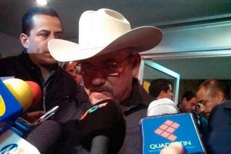 Audio en el momento del ataque a Hipólito Mora se convierte en Viral. Foto: Quadratín