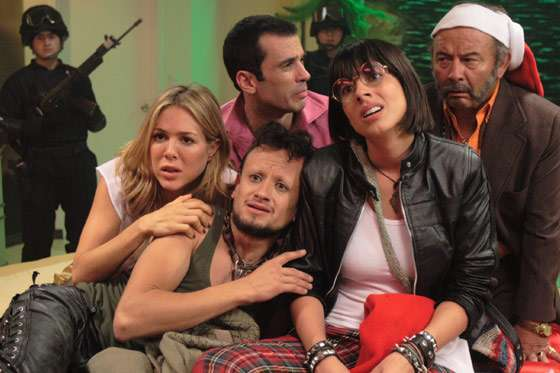 In Fraganti, una película del 2009 que logró ser taquillera Foto: Archivo particular