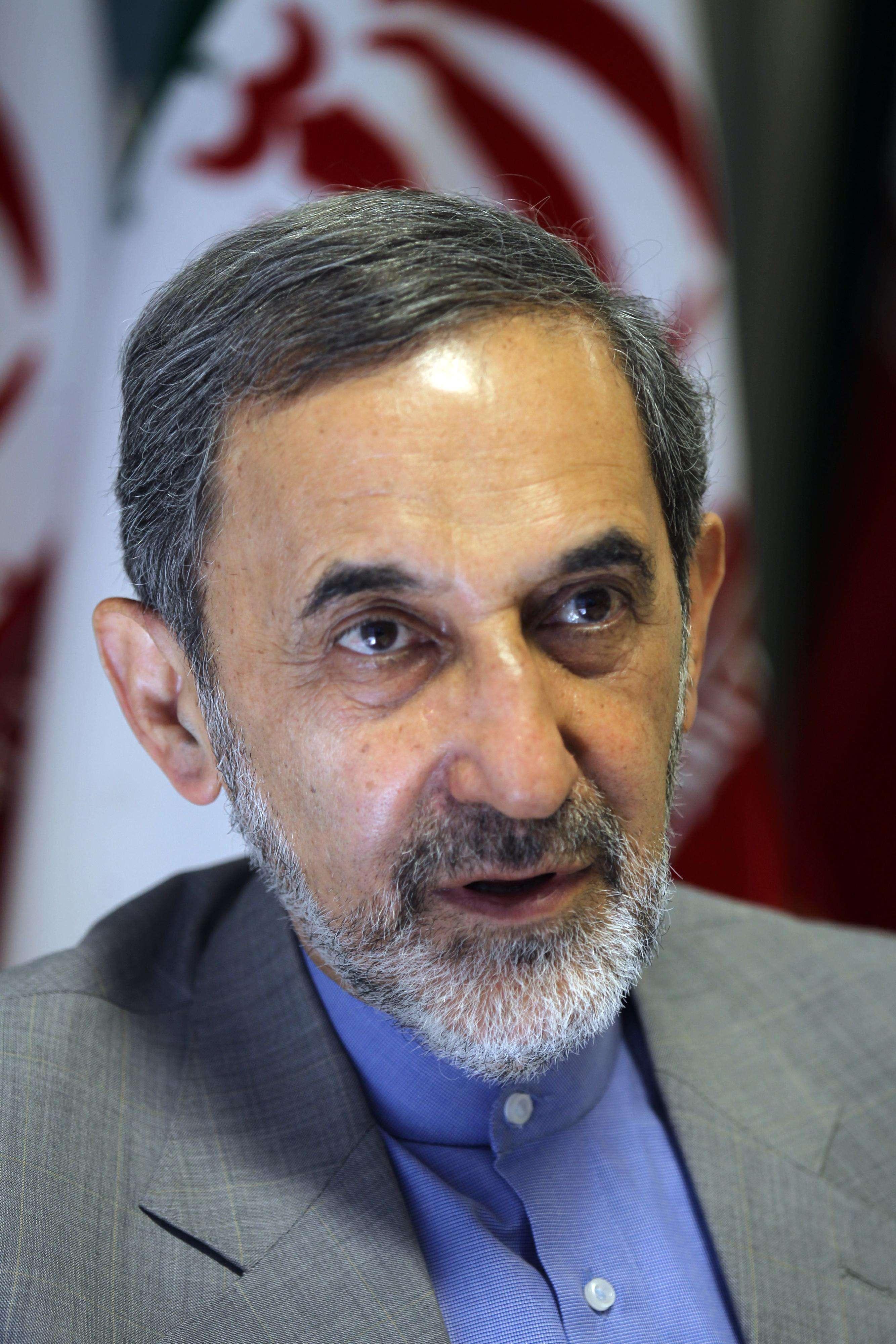 Ali Akbar Velayati, influente assessor do líder supremo iraniano, Ali Khamenei Foto: ATTA KENARE/AFP