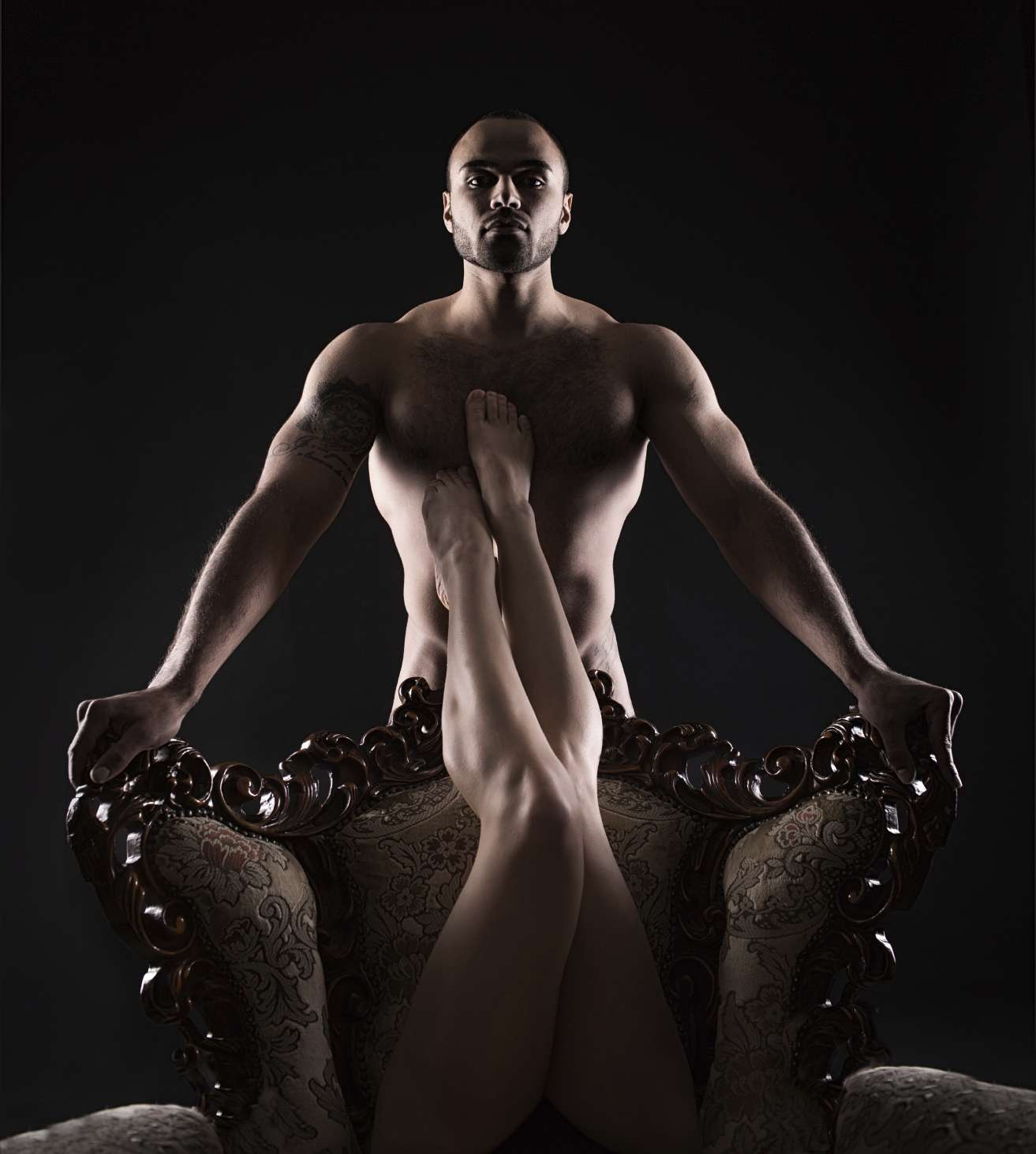 Hay posiciones sexuales que son muy visuales para ellos y, por eso, les excitan más. Foto: iStock