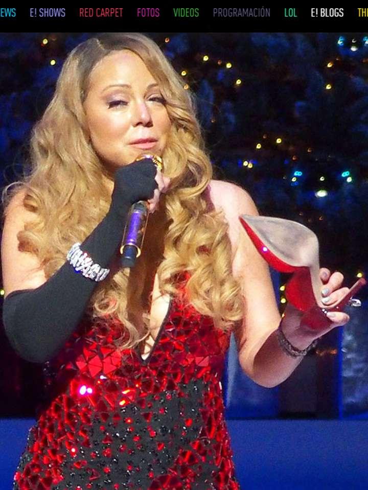 Mariah Carey Foto: eonline.com