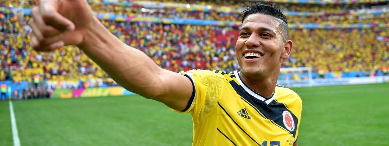 Alexander Mejía jugó el Mundial de Brasil. Foto: Getty Images