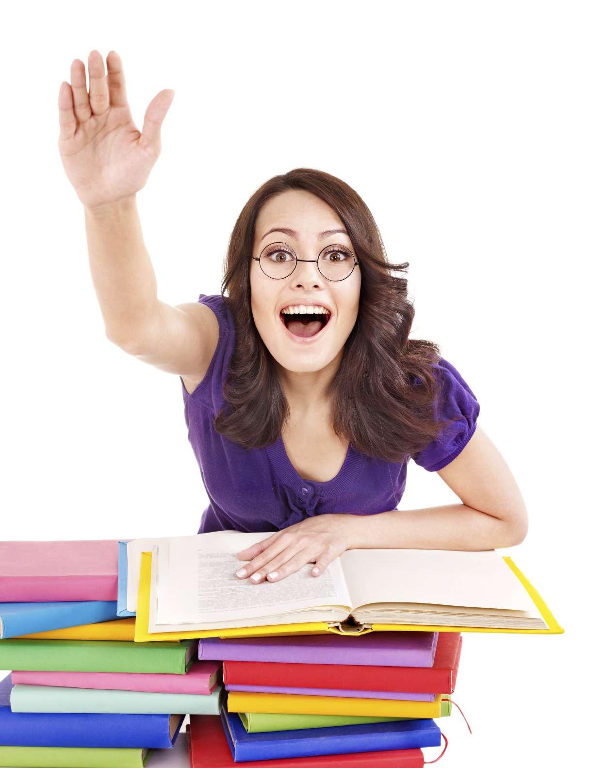 Formar versos que incluyan palabras de algo que quieres redordar facilita su memorización Foto: iStock