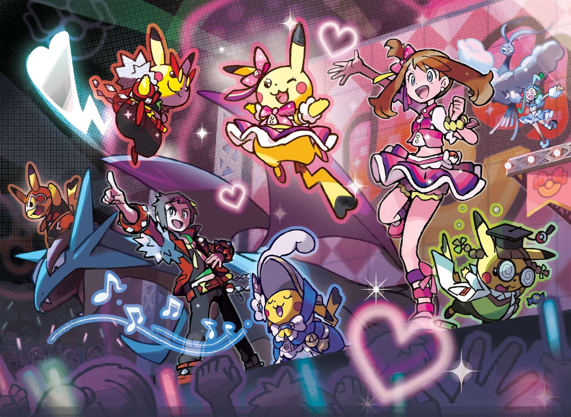 Las dos versiones de Pokémon son un remake de un juego aparecido para Game Boy Advance en 2002 y que añaden nuevas funcionalidades. Foto: Nintendo
