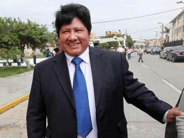 Edwin Oviedo. Foto: Facebook