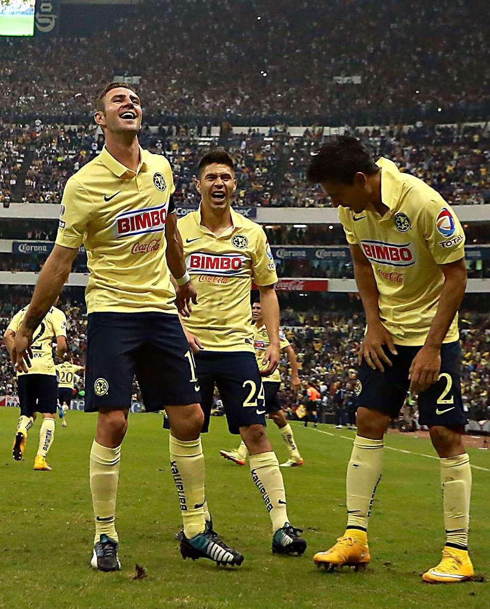 En el Clausura 2015, América tendrá uno equipo más fuerte que el del Apertura 2014. Foto: Imago7