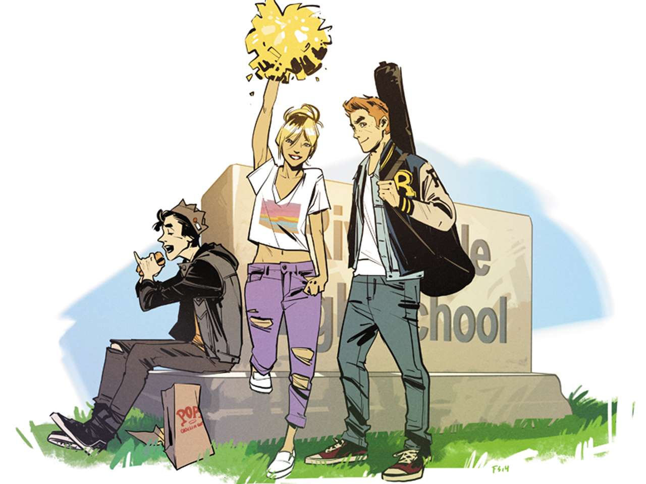 Archie Foto: Archiecomics.com