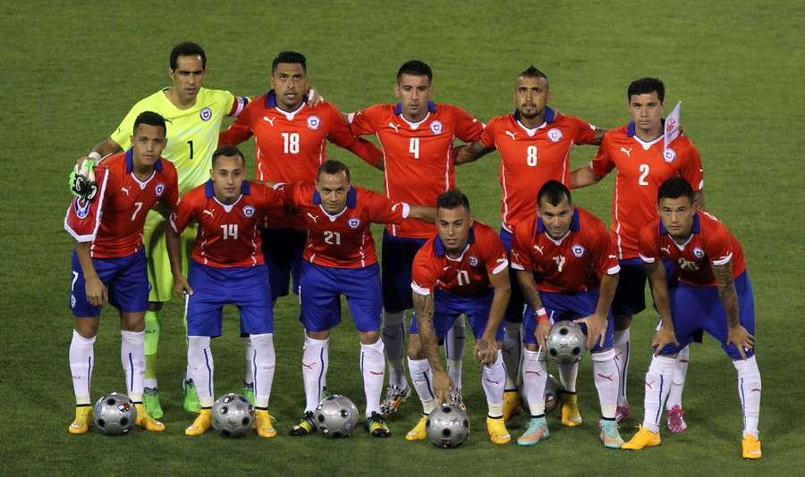 Chile supera a selecciones como Croacia y República Checa. Foto: Agencia UNO