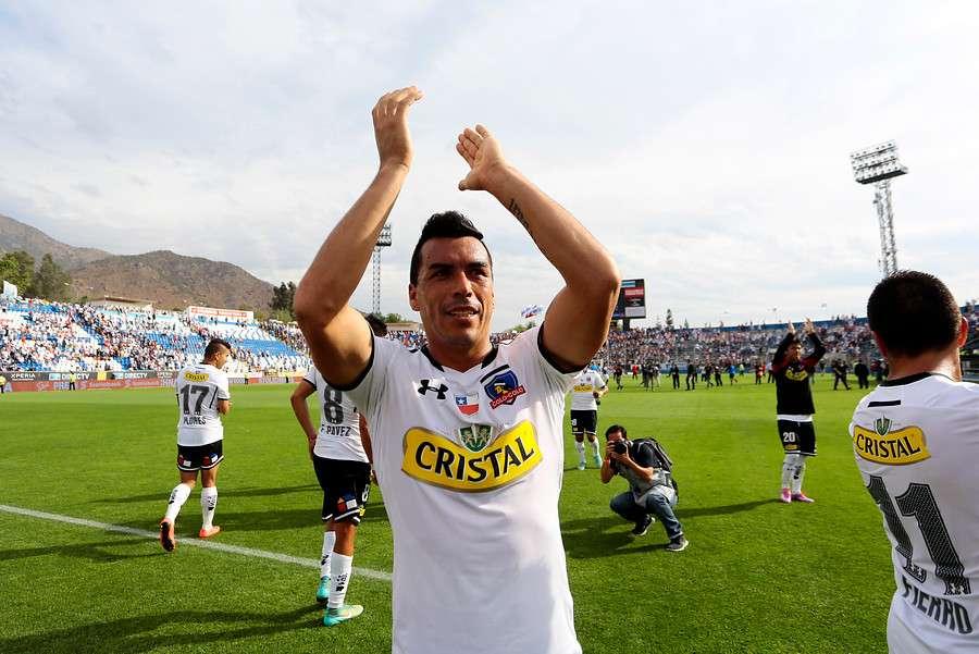 Esteban Paredes anotó 12 goles. Foto: Agencia UNO